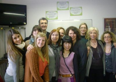 Italian language school in Italy