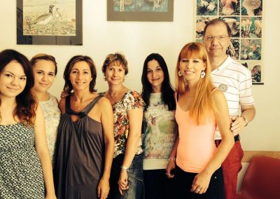 Summer Courses in Rome Italy